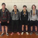 HS Powerlifting Qualifies 5 for State