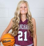 Carly Craig Selected to OGBCA All State Basketball Team