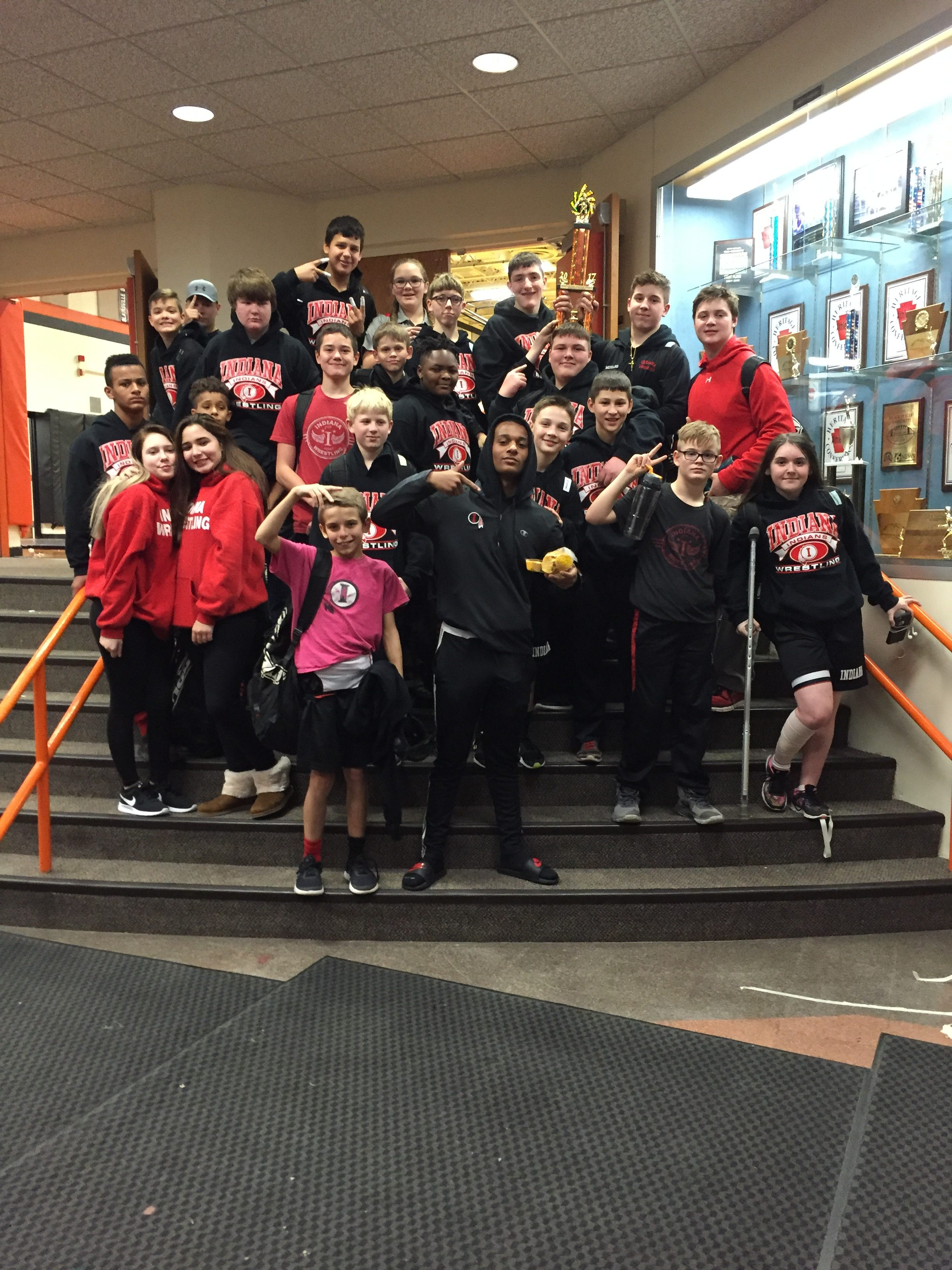 JH Wrestling places 2nd at Blairsville Dual Tournament