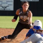 Lone Grove Drops 8-4 Game To Pauls Valley Despite Efforts Of Maci McMurtrey
