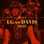 Lone Grove Travels To Davis For Week 2 Showdown