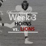 Week 3 – #13 Lone Grove, #10 Blanchard