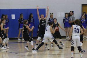 Girls Basketball @ Dickson