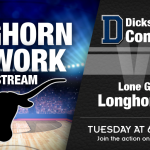 LG vs. Dickson LIVE on the Longhorn Network