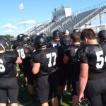Football Scrimmage Recap