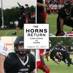 Horns Open Season At Cache