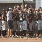 Lady Horns Shutout the Cougars