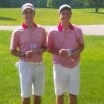 Richmond High School Boys Varsity Golf finishes 3rd place