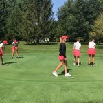 Richmond Girls Look to Improve Consistency