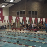 Intermediate School Swimming Starts Strong