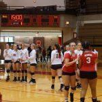RHS Volleyball - Senior Night - Sep 18 2017