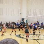 Richmond Girls 8th Grade Volleyball Dennis Intermediate falls to Northside MS – Muncie 2-1