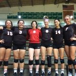 RHS Volleyball Players Named to All NCC Teams!