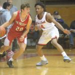 Basketball: Devils Fall in Final Minutes