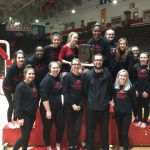 Gymnastics Wins Sectional!