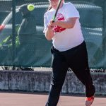 Girls Varsity Tennis beats Muncie Central 5 – 0