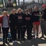 Lady Devils Tennis Wins New Castle Invitational