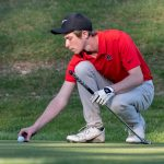 Young Richmond Golf Team Picks Up First Win