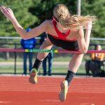 Girls Track Season Finishes at Shelbyville Regional