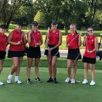 Girls Varsity Golf Stays Undefeated and Gain Valuable Experience