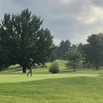 Girls Varsity Golf beats Union County 170 – 213