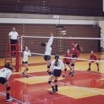 RHS Volleyball — Freshman Connersville Christian Results