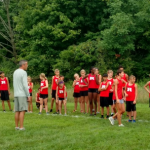 IS Cross Country Team Performs Well at Connersville