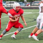 Varsity Football falls to Indianapolis Arsenal Technical 32 – 7