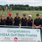 Girls Golf Head Home from the State Finals Proud of Season