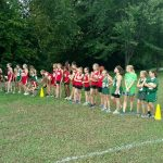 IS Girls XC Defeats Connersville and Randolph Southern
