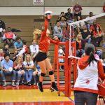 RHS Volleyball – Senior Night – Oct 2018