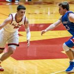 Boys Basketball: Red Devils move to 3-0 in NCC, Kroft hits historic mark over weekend