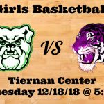 IS Girls Basketball- Dennis v Test Moved to Tuesday