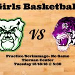 IS Girls Basketball and Freshman Boys Basketball- Updates