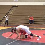 Boys Varsity Wrestling beats Connersville 48 – 27