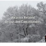 Saturday- All Practices and Events Have Been Cancelled