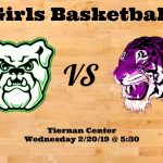 Dennis v Test IS Girls Basketball- Game On!