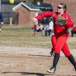 Girls Varsity Softball defeats Indianapolis Arsenal Technical 19 – 0