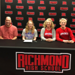 Megan Quinn to Swim at Hanover