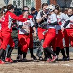Softball Finishes Second at Invitational