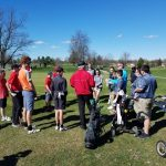IS Golf Keeps Rolling, Tames Tigers