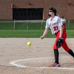 Girls Varsity Softball Defeats Northeastern 10 – 6