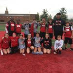 IS Track- Boys and Girls Finish 3rd at Connersville Invite