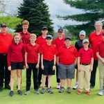 IS Golf- Red Devils Defeat Patriots