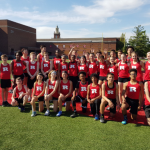 IS Track- Boys and Girls Both Finish 2nd at Union City Invitational