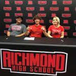 Julian Holguin Signs With Indiana Wesleyan