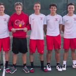 2018-19 YIR #4- Boys Tennis Team Claims Fifth Straight Regional Title
