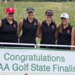 2018-19 YIR #2- Girls Golf Ends Year at State Finals