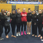 2018-19 YIR #1- Gymnastics Team Makes First State Finals Trip Since 1980