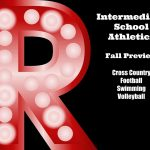 Intermediate School Athletics- Fall Information